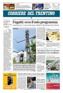 Corriere del Trentino - 5 Agosto 2018