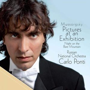 Russian National Orchestra & Carlo Ponti - Mussorgsky: Pictures at an Exhibition - Night on the Bare Mountain (2018)