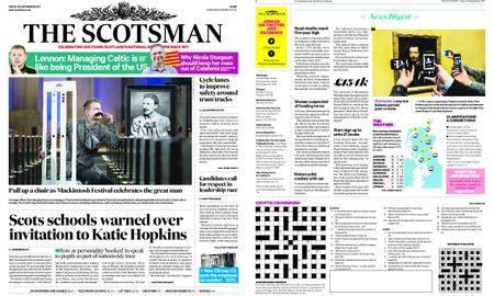 The Scotsman – September 29, 2017