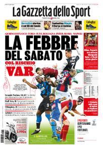 La Gazzetta dello Sport Bergamo – 02 novembre 2019