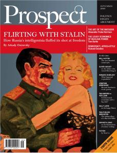 Prospect Magazine - September 2008