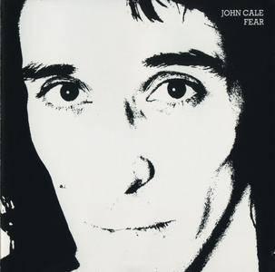 John Cale - Fear (1974) {Island 262 046}