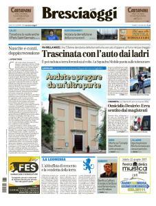 Brescia Oggi - 21 Giugno 2019