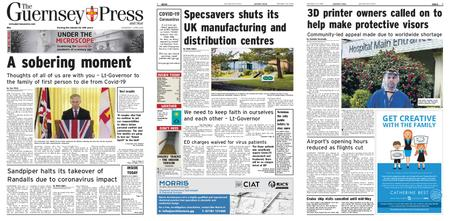 The Guernsey Press – 01 April 2020