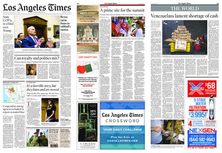Los Angeles Times – February 09, 2019