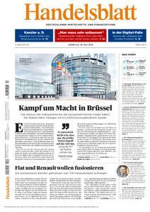 Handelsblatt - 28. Mai 2019
