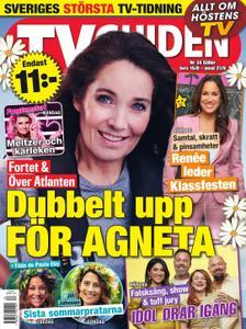 TV-Guiden – 13 augusti 2019