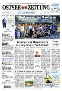 Ostsee Zeitung Wolgast - 29. September 2018