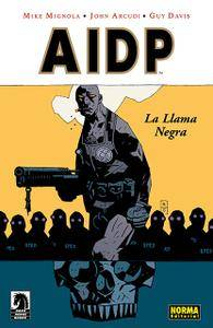 AIDP Tomo 5: La Llama Negra