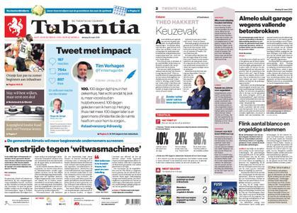 Tubantia - Enschede – 26 maart 2019