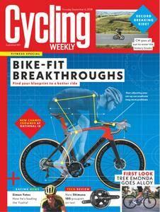 Cycling Weekly - September 06, 2018