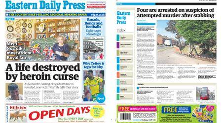 Eastern Daily Press – August 07, 2018