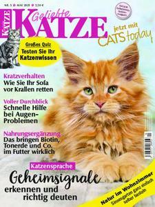 Geliebte Katze – Mai 2021