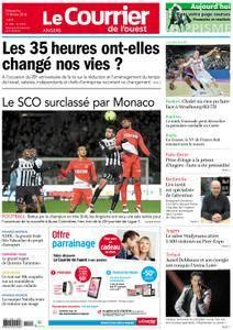 Le Courrier de l'Ouest Angers - 11 février 2018