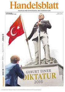Handelsblatt - 12. August 2016