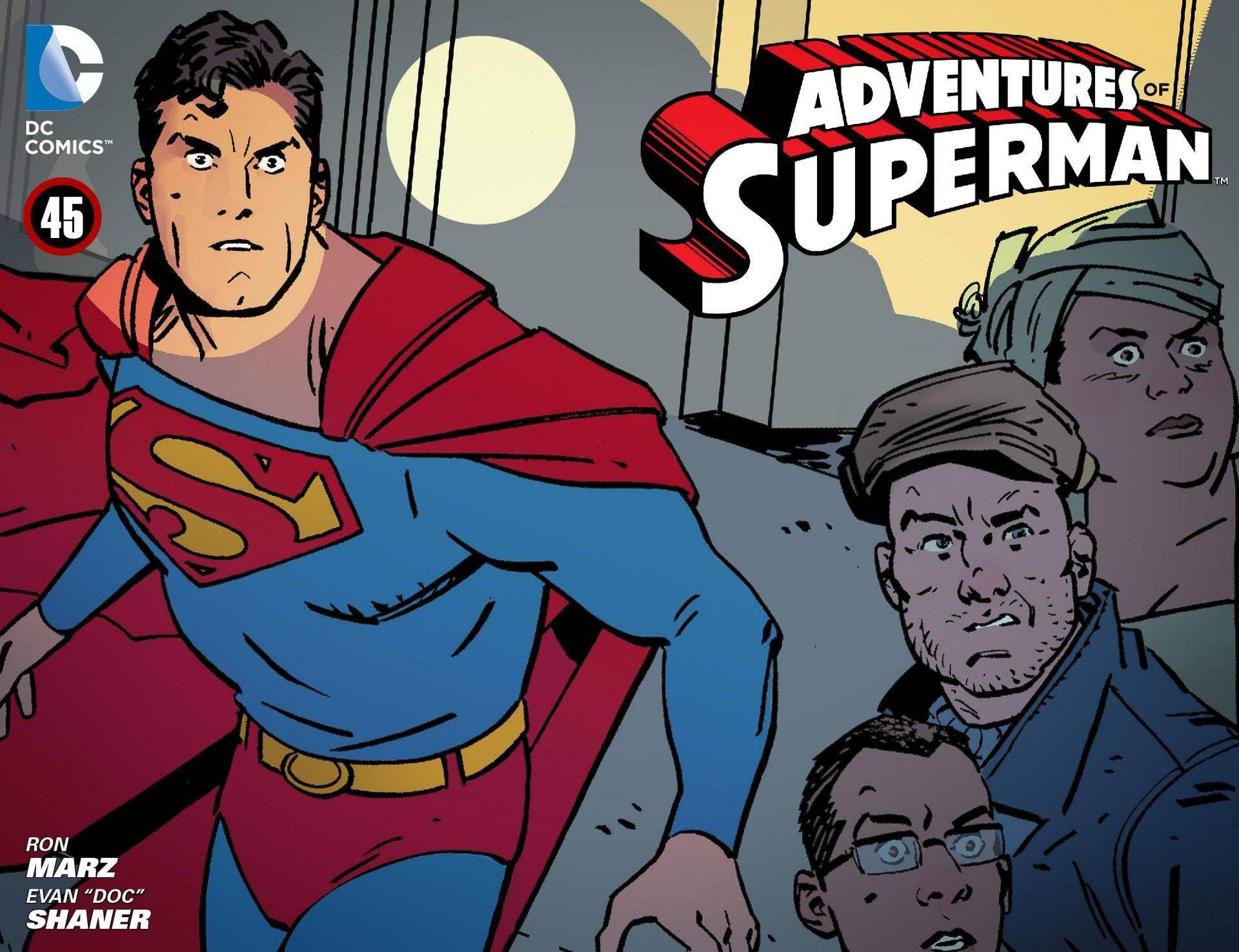 Adventures of Superman 045 2014 Digital