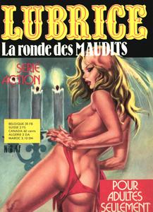 Lubrice - Tome 2 - La Ronde des Maudits