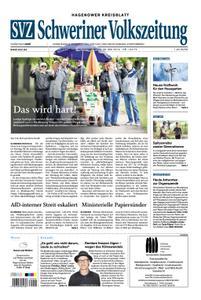 Schweriner Volkszeitung Hagenower Kreisblatt - 29. Mai 2019