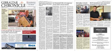 Gibraltar Chronicle – 12 July 2021
