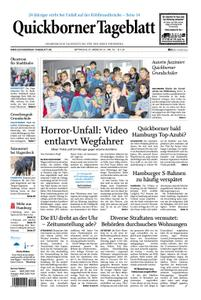 Quickborner Tageblatt - 27. März 2019