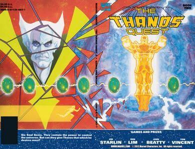 The Thanos Quest 002 1990 Digital