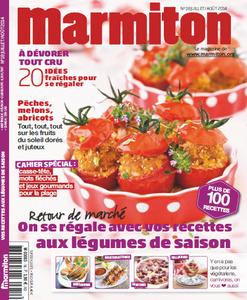 Marmiton - Juillet/Aout 2014