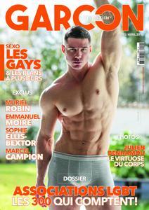 Garçon Magazine - mars 2019