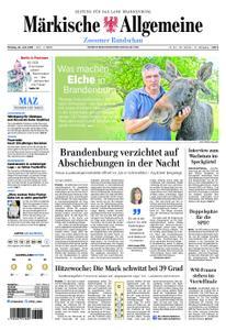 Märkische Allgemeine Zossener Rundschau - 24. Juni 2019