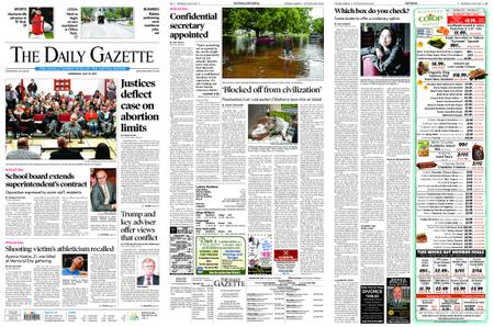 The Daily Gazette – May 29, 2019