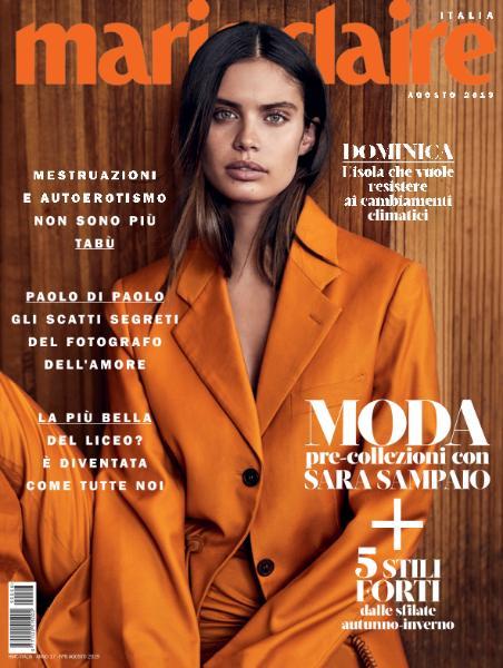 Marie Claire Italia - Agosto 2019