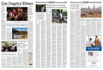 Los Angeles Times – August 05, 2020