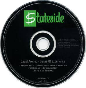David Axelrod - Songs of Experience (1969) Remastered Reissue 2000