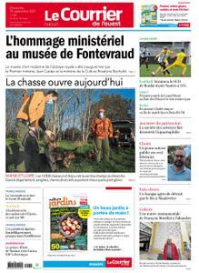 Le Courrier de l'Ouest Cholet – 19 septembre 2021