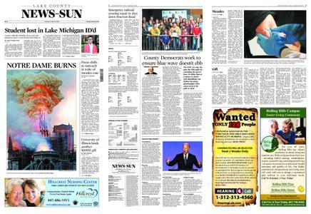 Lake County News-Sun – April 16, 2019
