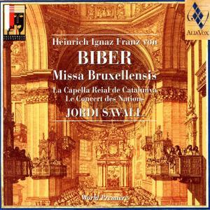 Jordi Savall, Le Concert des Nations, La Capella Reial de Catalunya - Biber: Missa Bruxellensis XXIII vocum (2000)