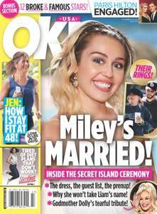 OK! Magazine USA - November 20, 2017