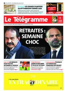 Le Télégramme Ouest Cornouaille – 06 janvier 2020