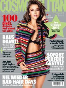 Cosmopolitan Germany - Dezember 2018