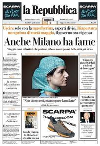 la Repubblica - 4 Aprile 2020
