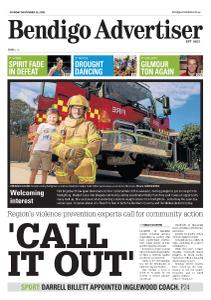 Bendigo Advertiser - November 25, 2019