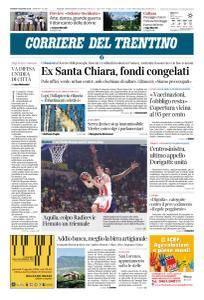 Corriere del Trentino - 9 Agosto 2018