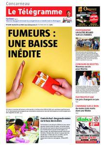 Le Télégramme Concarneau – 31 mai 2019