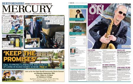 Hertfordshire Mercury – September 26, 2019