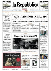 la Repubblica - 21 Marzo 2021