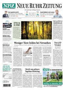 NRZ Neue Ruhr Zeitung Essen-Postausgabe - 10. September 2018