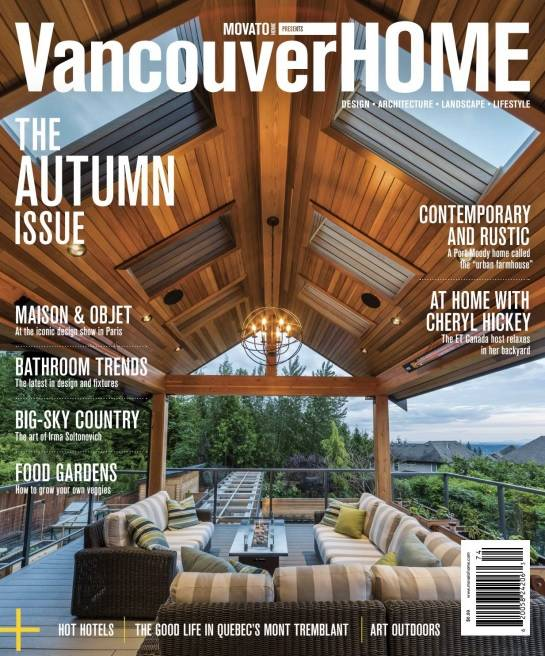 Vancouver Home - Autumn 2017