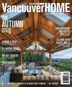 Vancouver Home - Autumn 2017