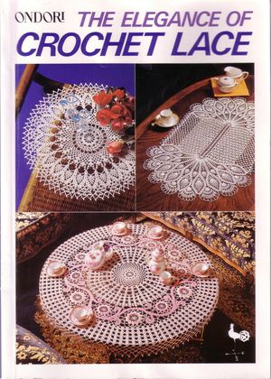 The Elegance of Crochet Lace
