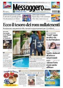 Il Messaggero Veneto - 12 Agosto 2016