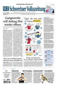 Schweriner Volkszeitung Hagenower Kreisblatt - 28. April 2020